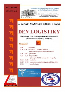Den logistiky 2014