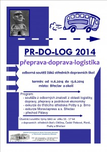 PR-DO-LOG 2014 Plakát
