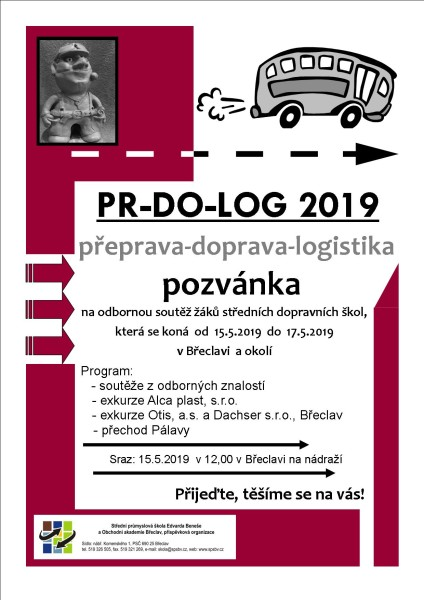 PR-DO-LOG 2019 Pozvánka